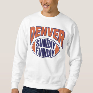 Sweatshirt New York dimanche Funday
