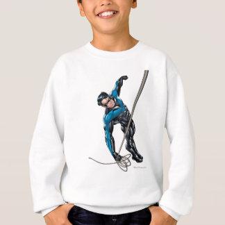 Sweatshirt Nightwing avec la corde