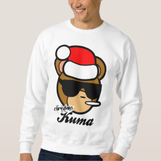 Sweatshirt Noël dans le kuma de Harlem