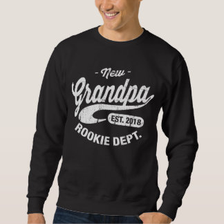 Sweatshirt Nouveau grand-papa 2018