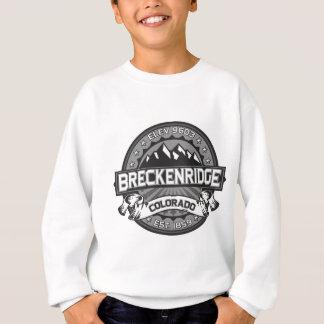 Sweatshirt Nouveau gris de ville de Breckenridge