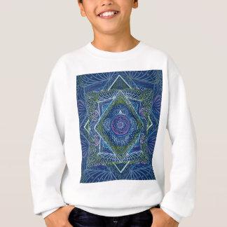 Sweatshirt Nouveau réveillez - le bleu de nuit, reiki,