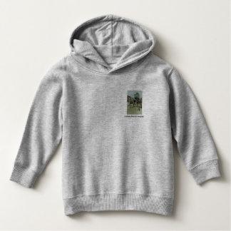 Sweatshirt occidental de sweat - shirt à capuche