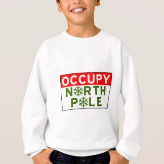 Sweatshirt Occupez le Pôle Nord