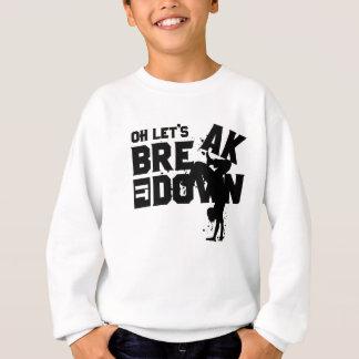Sweatshirt Oh décomposons-le