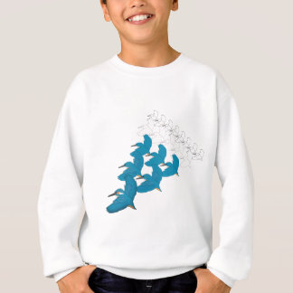 Sweatshirt Oiseau de glace