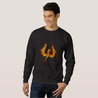 Sweatshirt Oiseau de Phoenix du feu