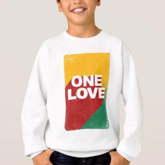 Sweatshirt one love