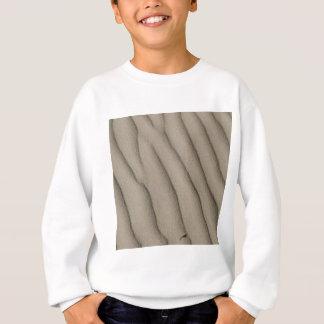 Sweatshirt ornières profondes sur le sable