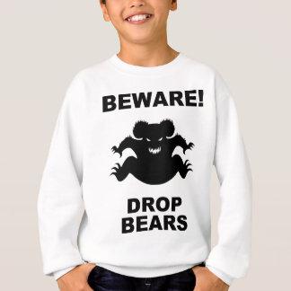 Sweatshirt Ours de baisse !