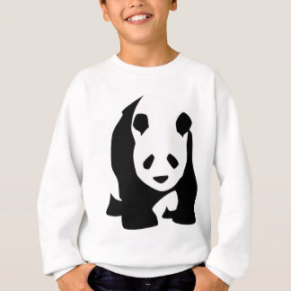 Sweatshirt Ours panda géant