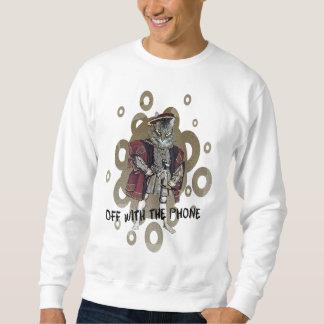 Sweatshirt Outre de avec le téléphone