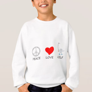 Sweatshirt paix love27