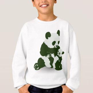 Sweatshirt Panda géant et CUB