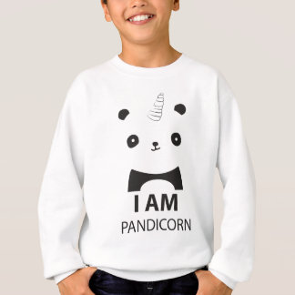 Sweatshirt Pandicorn original