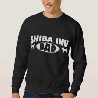 Sweatshirt Papa de Shiba Inu