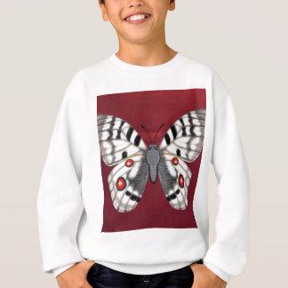 Sweatshirt Papillon d'Apollo