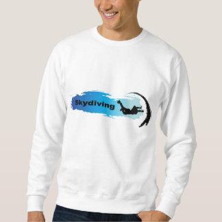 Sweatshirt Parachutisme unique