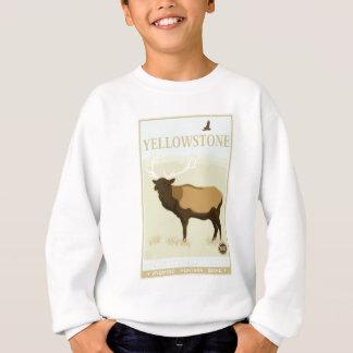 Sweatshirt Parc national de Yellowstone