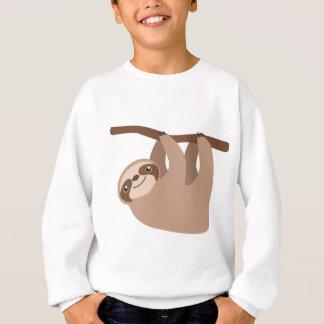 Sweatshirt Paresse Trois-Bottée avec la pointe du pied