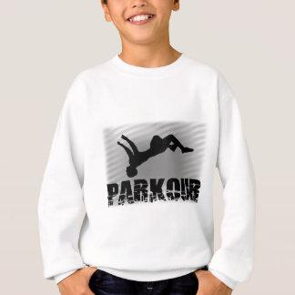Sweatshirt Parkour