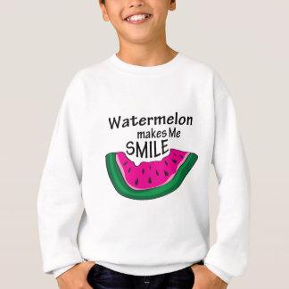 Sweatshirt Pastèque