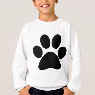 Sweatshirt Patte animale