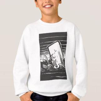 Sweatshirt Pêche à la baleine