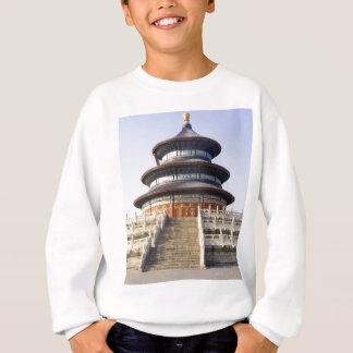 Sweatshirt Pékin le temple du Ciel