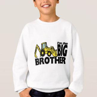 Sweatshirt Pelle rétro de frère