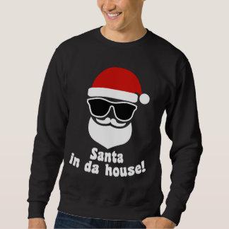 Sweatshirt Père Noël dans la Chambre du DA