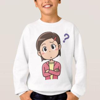 Sweatshirt Perplexe