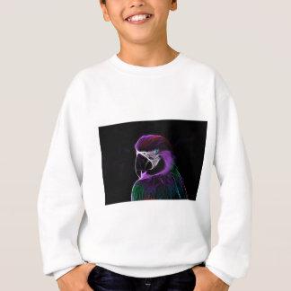 Sweatshirt perroquet #2