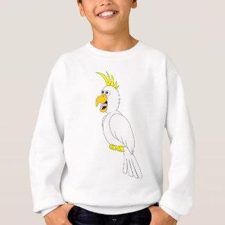 Sweatshirt perroquet #3
