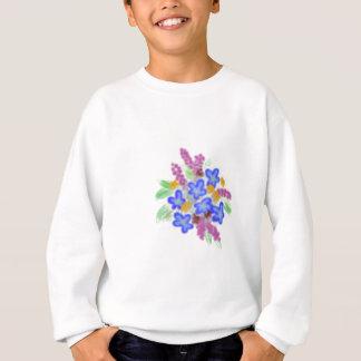 Sweatshirt Petit bouquet frais des fleurs de ressort