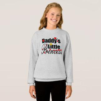 Sweatshirt petite princesse Comfy Fabulous des ❤✔Daddy