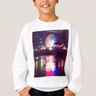 Sweatshirt Plage de Santa Monica