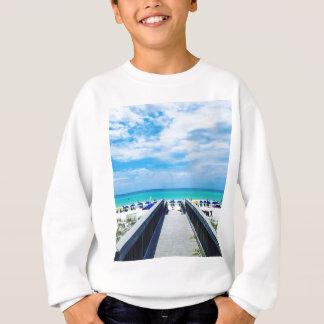 Sweatshirt Plages de Destin la Floride