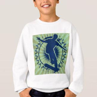 Sweatshirt Planchiste tribal