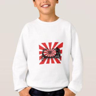 Sweatshirt Plaques tournantes de Soleil Levant