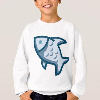 Sweatshirt Poissons