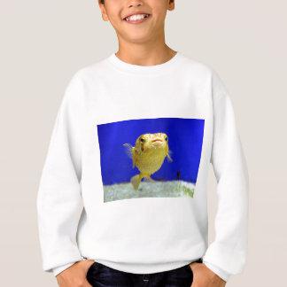 Sweatshirt Poissons de décolleur