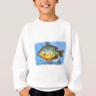 Sweatshirt poissons de poisson de soleil
