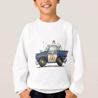 Sweatshirt Police de voiture de police