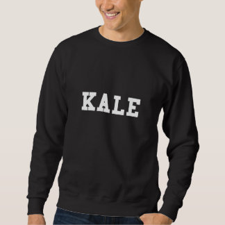 Sweatshirt Police d'université de chou frisé drôle