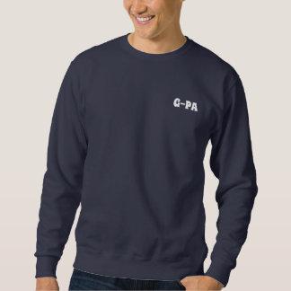 Sweatshirt Police épicée de riz de G-PA (grand-papa)