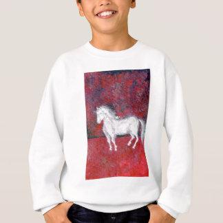 Sweatshirt Poney