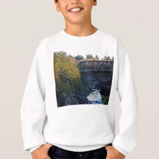 Sweatshirt Pont au-dessus de rivière de St Louis