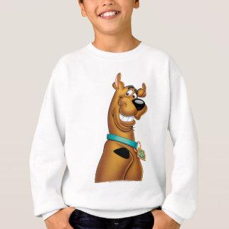 Sweatshirt Pose 22 d'aerographe de Scooby Doo