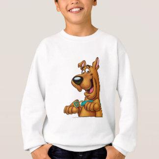 Sweatshirt Pose 23 d'aerographe de Scooby Doo